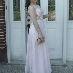 Dresses & Skirts - Prom Dress baby pink